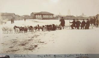 John Talbot in Siberia