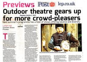 Outdoor theatre 2022