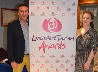 Prestigious Lancashire Tourism Award