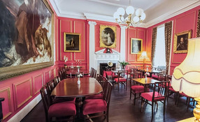 EXCLUSIVE AFTERNOON TEAS IN THE GEORGIAN HALL