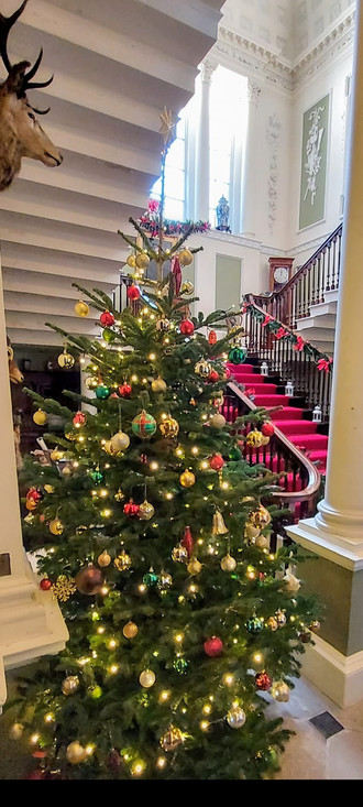 Lytham Hall Christmas