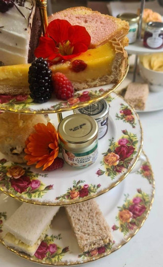 Fancy Afternoon Tea?