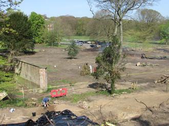 Garden restoration set to continue