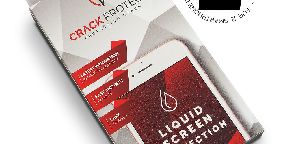 CRACK PROTECT Smartphone