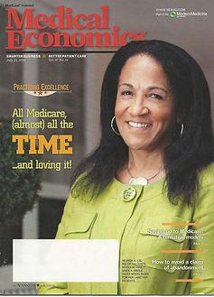 Medical Economics Magazine Cover - July 23, 2010