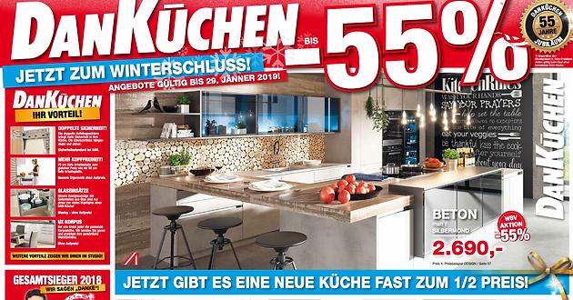 55 Jahre Dan Kuchen Bis Zu 55 Rabatt Auf Ihre Neue Kuche Dan