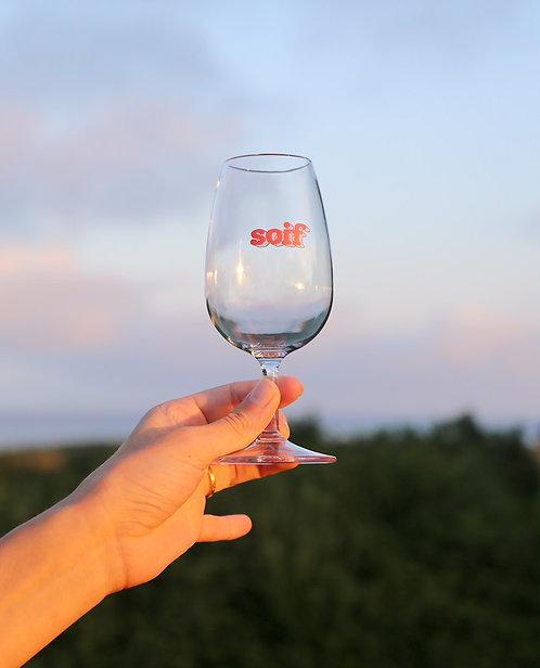 Le verre SOIF incassable