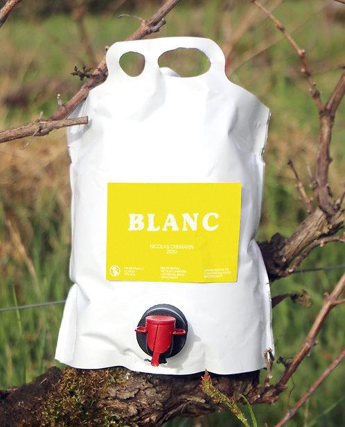 Blanc  – Nicolas Chemarin / 3 L