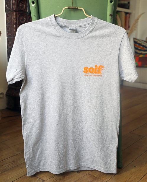 T-Shirt Soif