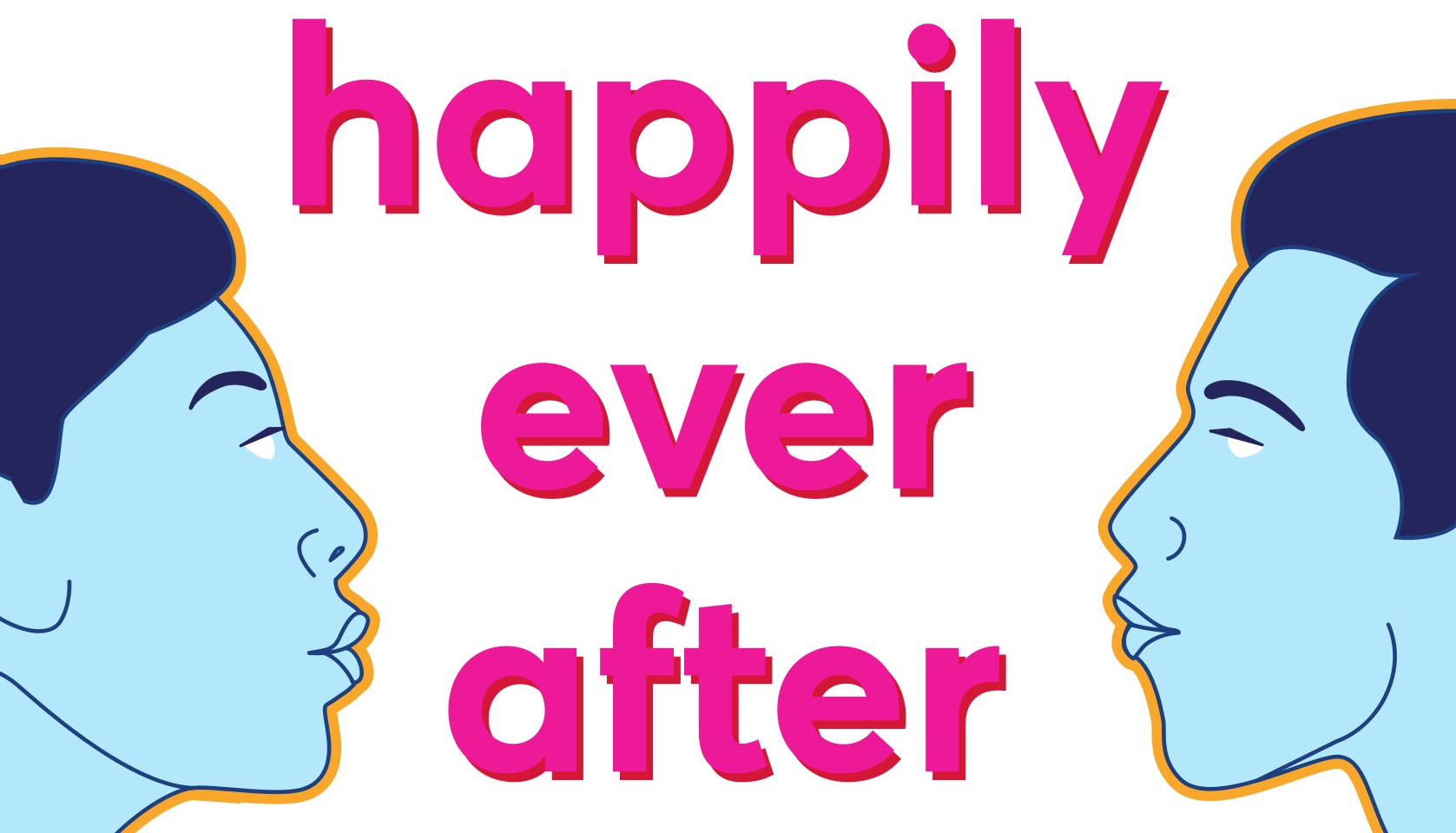 living happily ever after