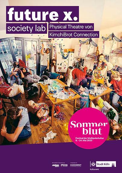 future x. - society lab; photo: Nathan Dreessen