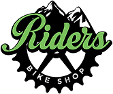 Logo Riders Bike Shop fundo preto.png