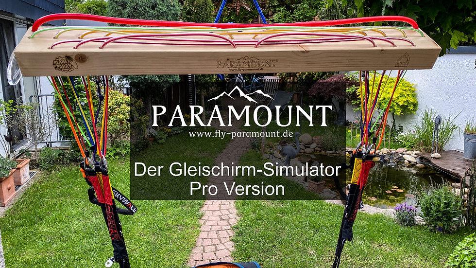 Paramount Pro - Gleitschirmsimulator