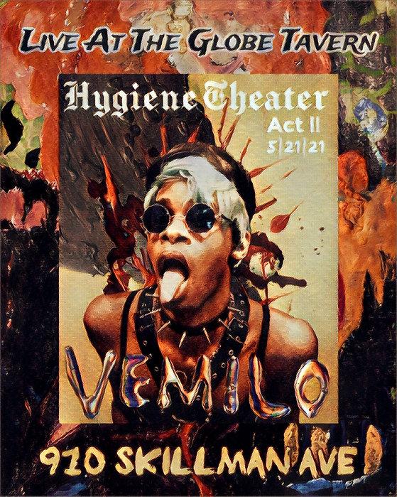 VEMilO X ANDREW HUNTER | artshow