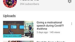 Why did I start a YouTube?