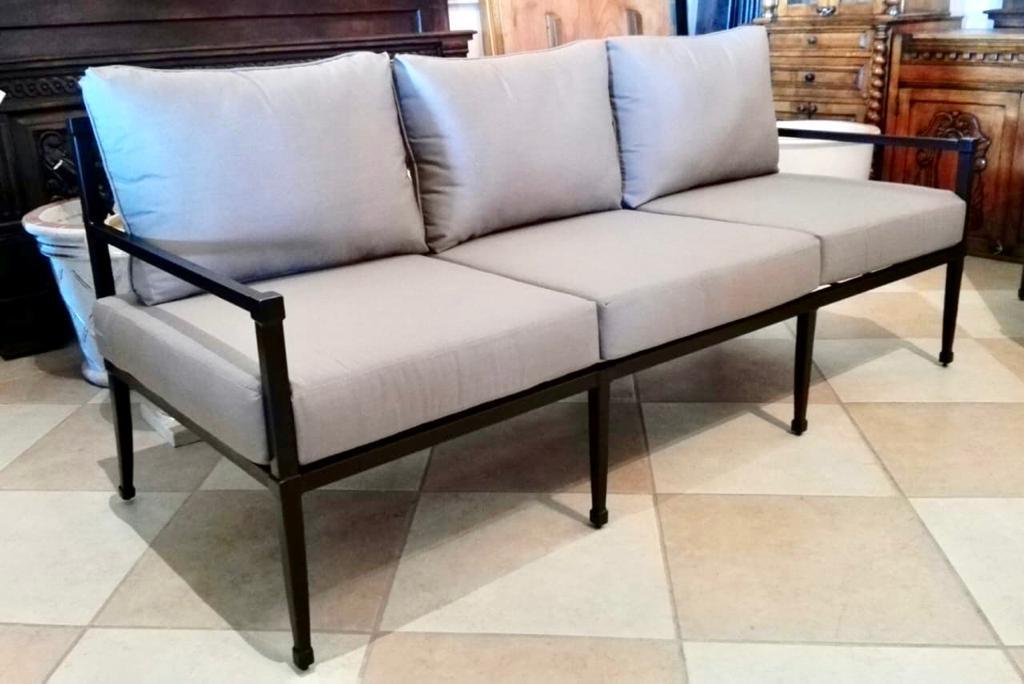 Iron Sofa