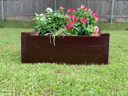 Handmade 2X2 Flower Box