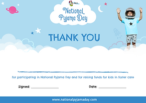 National Pyjama Day Thank You Cert.png