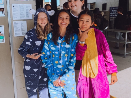 How Schools Can Show their Support This Pyjama Day