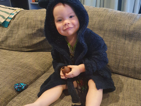 How Two Year Old Ollie is Making a Huge Difference to the Lives of Children in Care