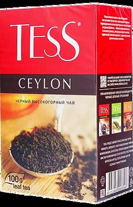 Чай Tess Ceylon черн к/л 100гр