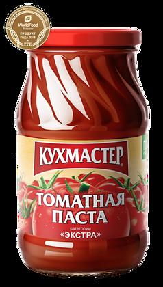 Томатная паста Кухмастер Экстра 480гр ст/б твист