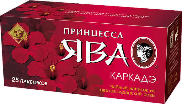 Чай ПР. Ява Каркаде 25*1.5г