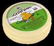 Сулугуни сыр мягкий 40% в/с фас. 1кг. Кез