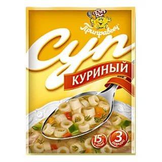 Суп Куриный 60г Проксима