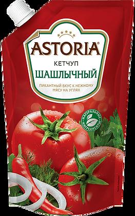 Кетчуп Шашлычный Астория 330г ДПД
