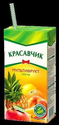 НЕКТАР КРАСАВЧИК в ассортименте 0.5л т/п*