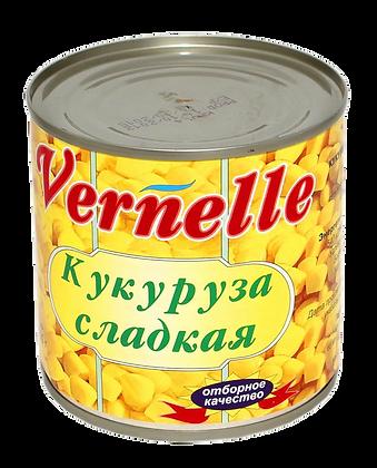 Кукуруза сладкая 425мл ж/б Vernelle *