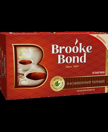 Чай Brooke Bond насыщ. черн.25*1.8г