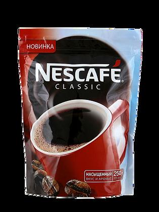 Кофе Nescafe classic 250гр м/у *