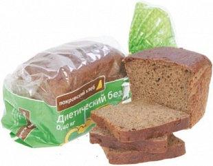 Хлеб Ржаной диет.бездрож. 400гр Пермь*