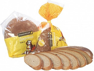 Хлеб Дарница подовый (нарезка) 340гр Пермь*