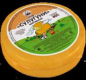 Сулугуни сыр копченый 40% в/с фас. 1кг. Кез