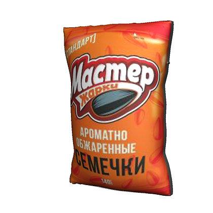 Семечки МАСТЕР ЖАРКИ  140г