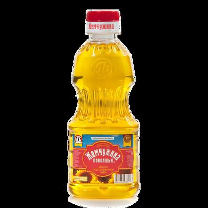 Масло  подсол. нераф. 1с 0.25л Жемчужина Поволжья *