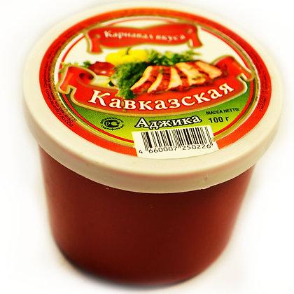 Аджика Кавказская 100г пэт Карнавал вкуса