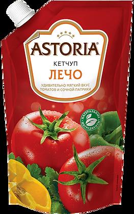 Кетчуп Лечо Астория 330г ДПД