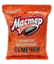 Семечки МАСТЕР ЖАРКИ  250г