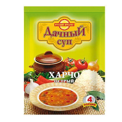 Суп Дачный харчо острый 60г Русский продукт