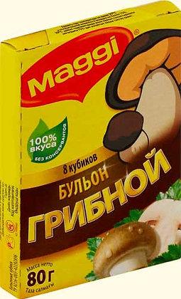 Бульон кубик грибной 10г Maggi
