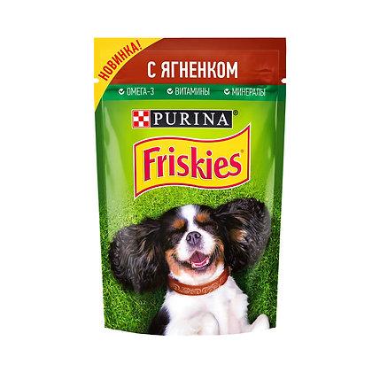 Friskies /для собак с говядиной 85г Россия *