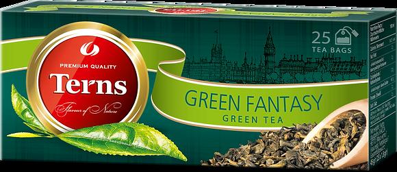 Чай Тернс классик Брекфаст 1.8г.*25*