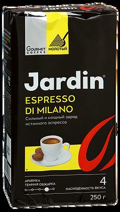 Кофе Jardin Эспрессо ди Милано молотый 250г*