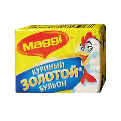 Бульон кубик курин. зол. 10г Maggi