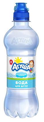 Вода для детей 0.33л Агуша  *