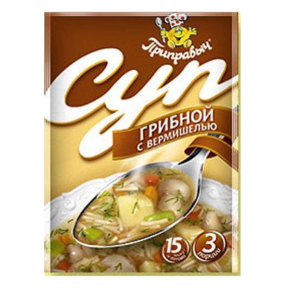 Суп Грибной с вермишелью 60г Проксима